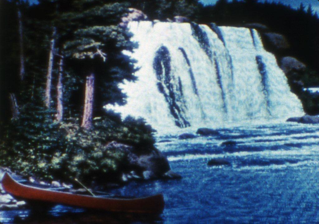 Resultado de imagen de Sky Blue Water Light Sign, J. J. Murphy (1979)